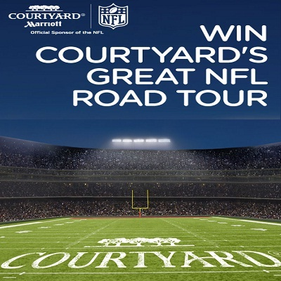 Win Great NFL Road Trip with Courtyard
